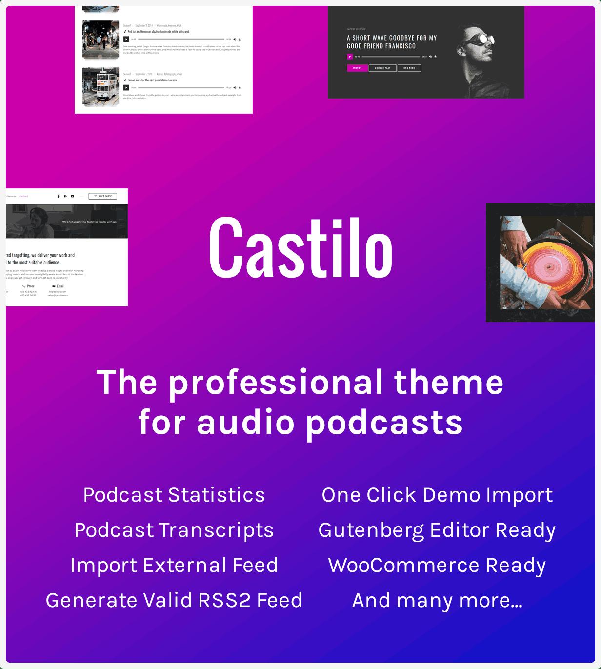 Themeforest   Castilo - Audio Podcast WordPress Theme Free Download #1 free download Themeforest   Castilo - Audio Podcast WordPress Theme Free Download #1 nulled Themeforest   Castilo - Audio Podcast WordPress Theme Free Download #1