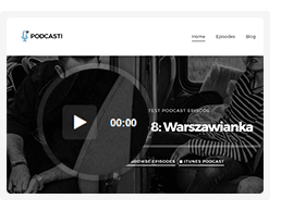 castpod - a professional wordpress theme for audio podcasts (news / editorial) Castpod – A Professional WordPress Theme for Audio Podcasts (News / Editorial) castpod theme feature2